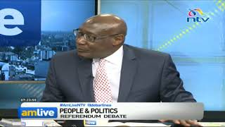 Karanja Kabage says MPs must focus on how to generate income not just spending