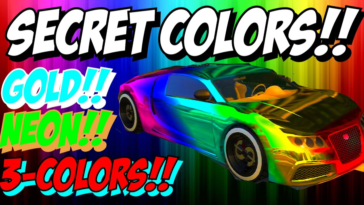 Www Paint Colors For Cars