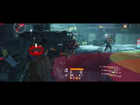 The Division [1.8.3] Exposed BsK-_LeGeNd 😭  