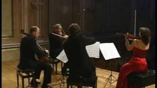 QUARTET CASALS. Beethoven op.130. 1-Adagio ma non troppo - Allegro (2nd part))
