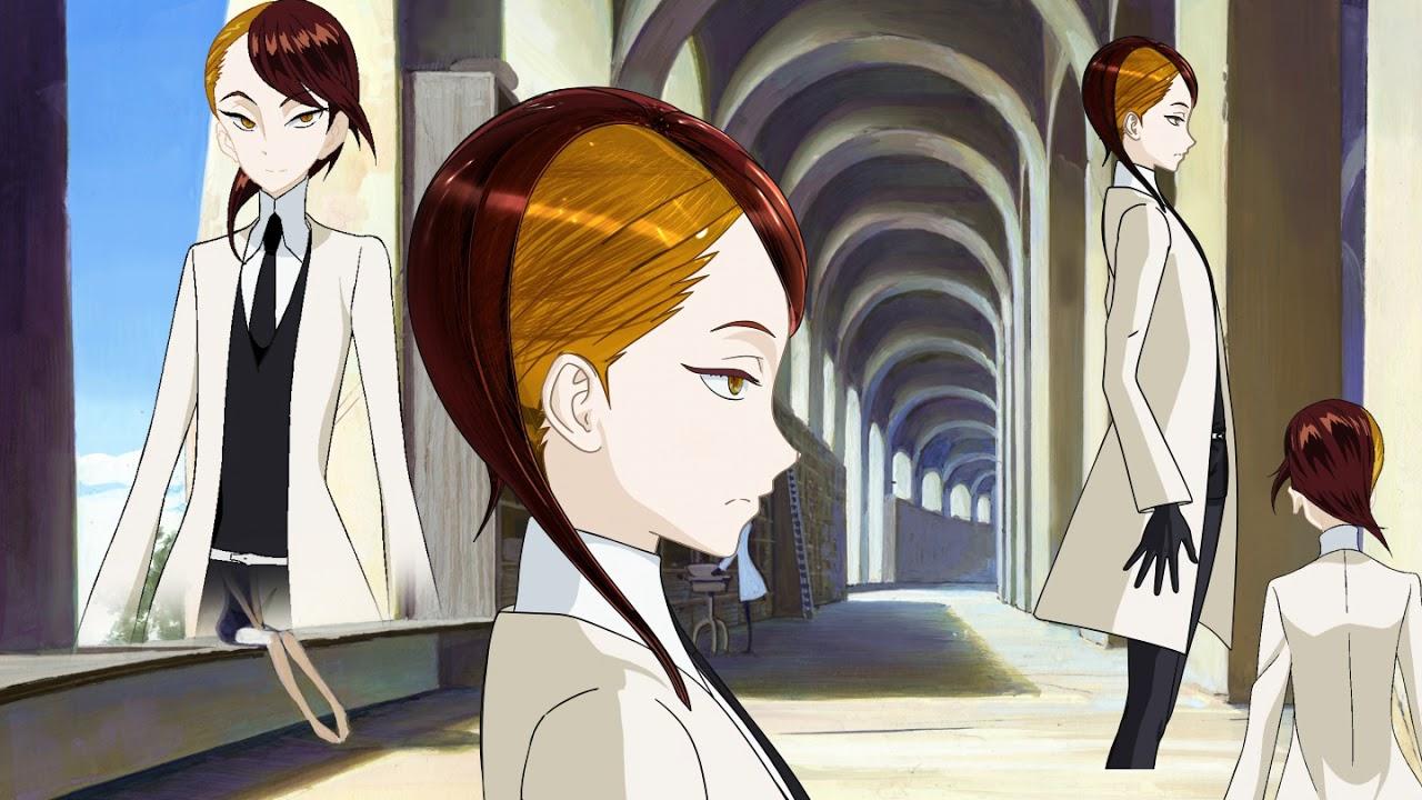 TVアニメ『宝石の国』ルチル〜2016年12月Ver.〜