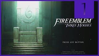 Fire Emblems BACK Fire Emblem Three Houses 1