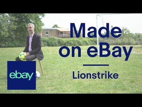 eBay for Business | Lionstrike | Made on eBay thumbnail