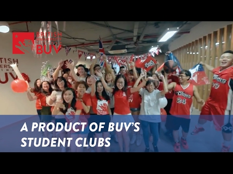 A product of BUV's Student Clubs