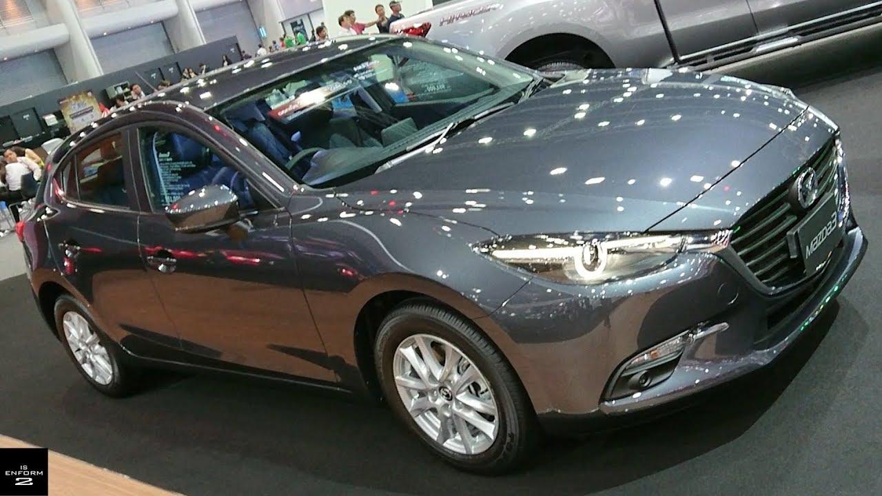 พาชม 2019 Mazda 3 2 0 C Hatchback และ Sedan ภายนอก ภายใน