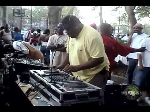 DJ Leslie-G and Biz Markie, Red Hook Old Timers Day P1