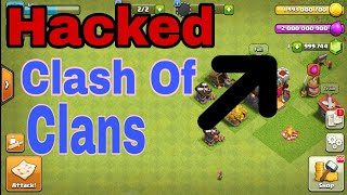 Real Hacked Version Of Clash Of Clans//mod application