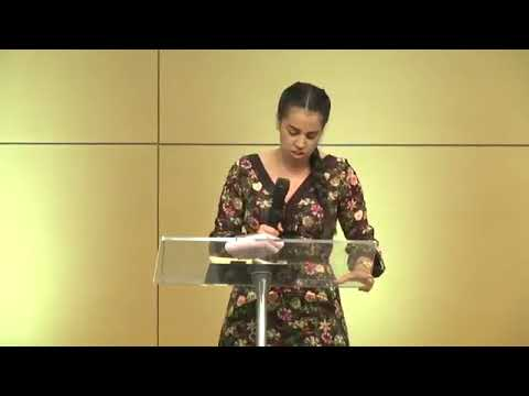 Miisionária Camila Barros - Gênesis 1