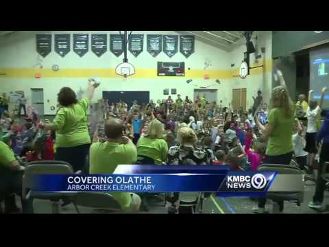 Olathe elementary school honored as KC's kindest