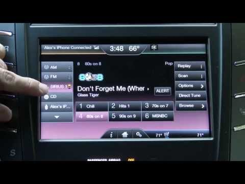 My Lincoln Touch And My Ford Touch Infotainment Review In 4K