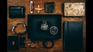 Hair Product Reviews l Whiskey Based Pomade l The Maverick