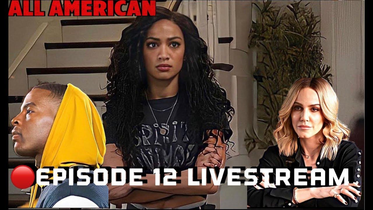 Download 🔴All American Season 3 Episode 12 Livestream ‼️
