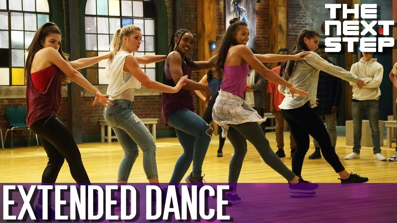 """Download Girls """"Now You Got the Best"""" Group - The Next Step 6 Extended Dances"""
