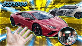 FUNNYMIKE 2021 LAMBORGHINI IS MINDBLOWING! *TALKS HOW HE STARTED YOUTUBE & INVESTMENTS*