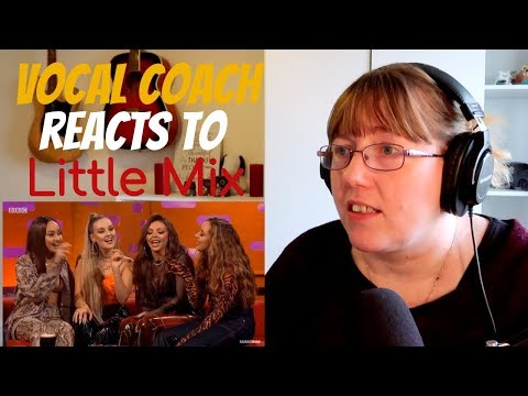 Vocal Coach Reacts to Little Mix Acapella Queens 2018 Edition