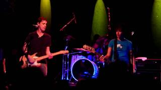 The Thermals - Here's Your Future (Live @ Knust / Hamburg, 27.10.2009)