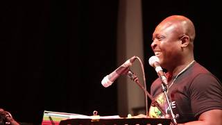 Live Jazz snippets from Accra, Ghana, May 2018