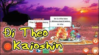Ngọc Rồng Online - Theo Chân Kaioshin Đi Săn Mabu