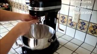 Máy Trộn Bột Kitchenaid Professional 550 - US2VN.COM