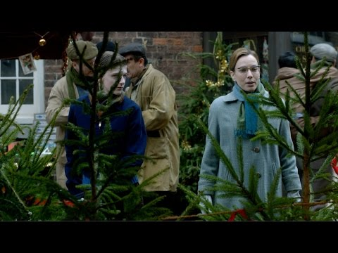 Shelagh and Timothy look for a Christmas tree - Call the Midwife: Christmas Special 2014  - BBC