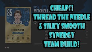NHL 18 HUT CHEAP TN & S Synergy Activated Team Build