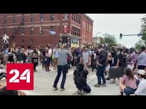 В Вашингтоне прошел самый массовый и самый спокойный митинг - Россия 24