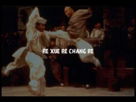 Jacky Chan Sing Once Upon A Time In Cina (Jet Li)