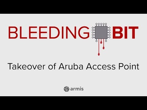 BLEEDINGBIT Information from the Research Team - Armis Labs