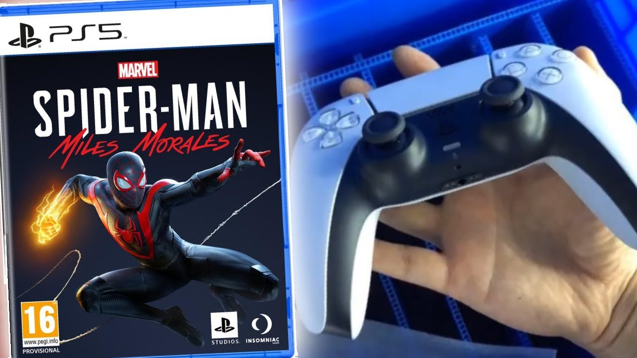 Ps5 News Black Red Playstation 5 Console First Ever Ps5 Game Case Reveal Ps5 Leaks 2020 Youtube
