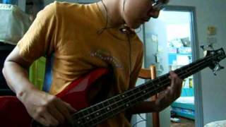 Maroon 5 Bass Cover - Never Gonna Leave This Bed