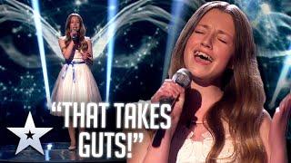 Little girl, HUGE voice! | Live Shows | BGT Series 9