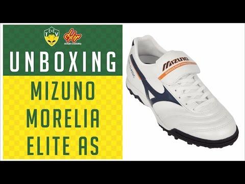 6735908e85 Repeat CHUTEIRA MIZUNO MORELIA ELITE AS - UNBOXING by Canal Camisas ...