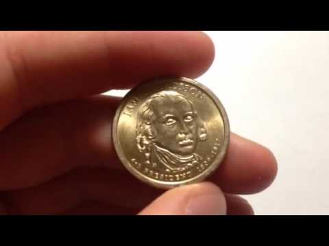 United States Dollar Coin: James Madison