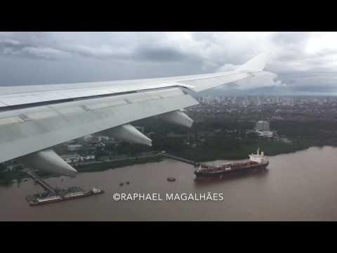 [HD] Aproximação e Pouso A330 da TAP Portugal em Belém