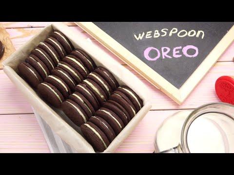 Печенье Орео рецепт в домашних условиях