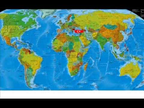 See Map Of The World.2023 Here For Those Who Want To See A Real World Map Nwo Projectz ℂ
