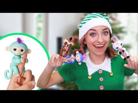 Monkeys for Christmas?!? | 12 Days of Vlogmas Day #1