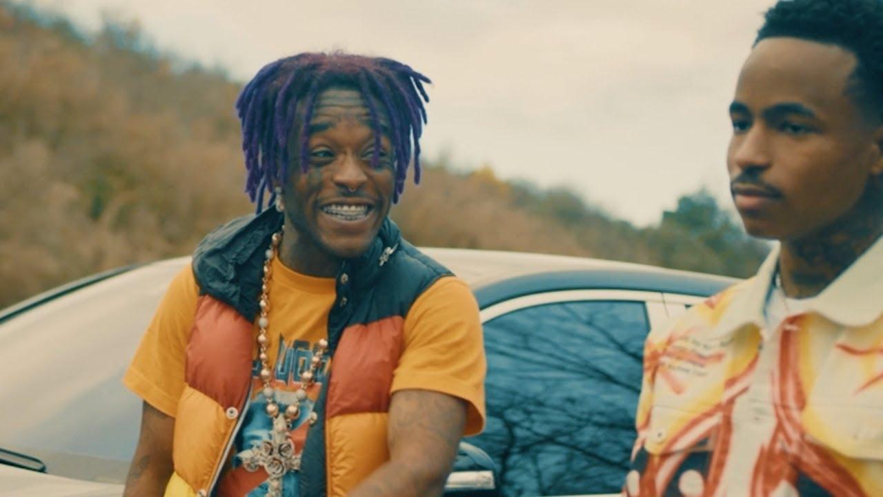 """Download Popp Hunna Feat. Lil Uzi Vert """"Adderall (Corvette Corvette) Remix"""" [Official Video]"""
