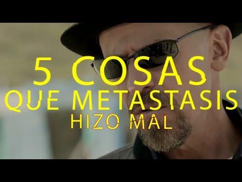 5 Cosas que Metastasis hizo Mal ante Breaking Bad