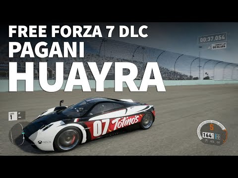 Totino's Pagani Huayra DLC Giveaway for Forza Motorsport 7 – How to Get Forza 7 Xbox One Free DLC