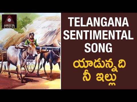 Telangana Folk Songs | Yadunnadi Nee Illu Telugu Song | Amulya Studios