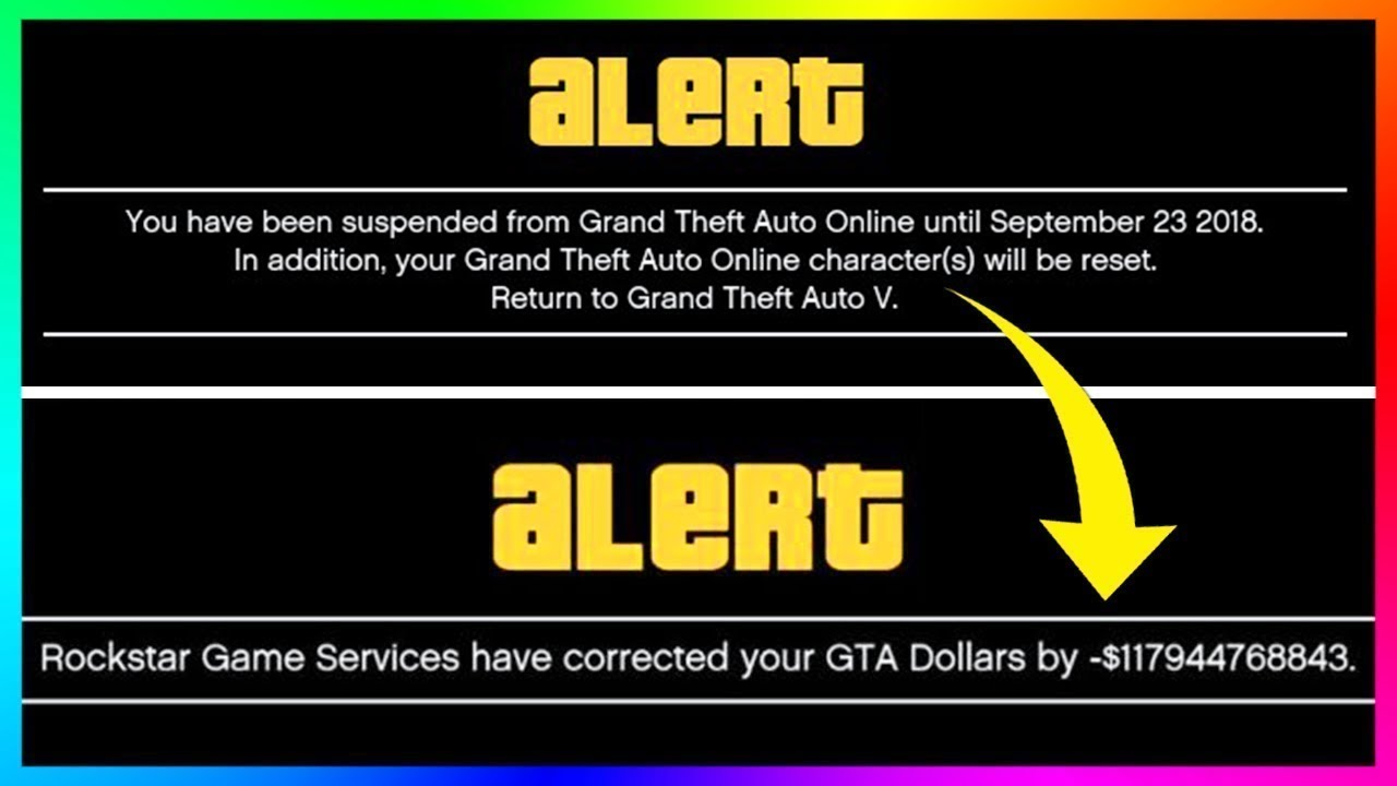 WARNING* DO NOT DO A MONEY GLITCH UNTIL YOU SEE THIS! (GTA 5
