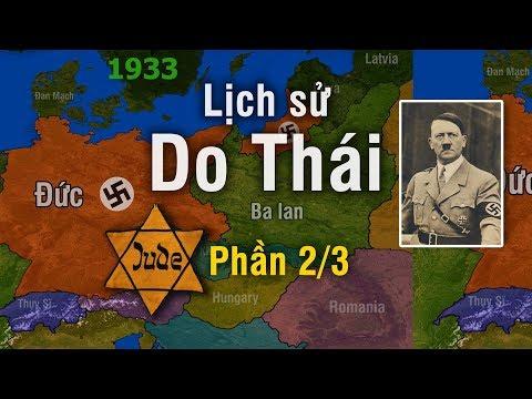 Tóm Tắt Lịch Sử Người Do Thái Và 2000 Năm Lưu Lạc | Phần 2/3