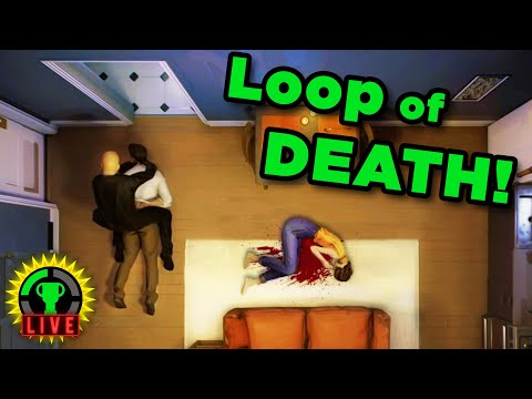 12 Minutes To SAVE My LIFE! | Twelve Minutes (Crazy Time Loop Game)