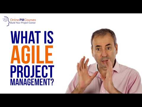 Project Management in Under 5: What is Agile Project Management?