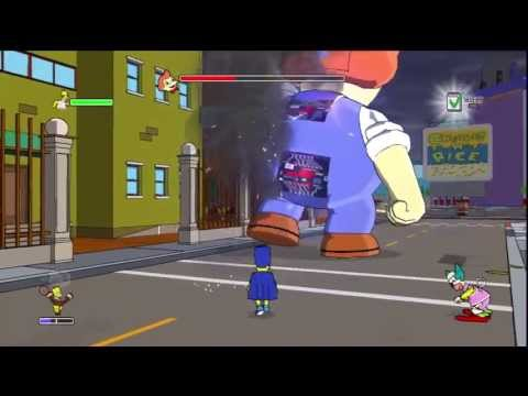 Los Simpsons: El Videojuego - Parte 8