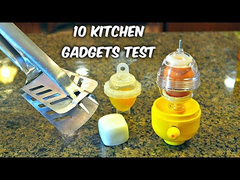 Download Youtube: 10 Kitchen Gadgets put to the Test - Part 19