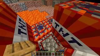 Minecraft Speedrun: Minyad Depths (00:11:24,600)