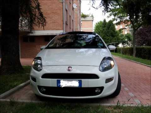 fiat punto 2012 youtube. Black Bedroom Furniture Sets. Home Design Ideas