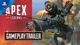Apex Legends - Gameplay Trailer | PS4